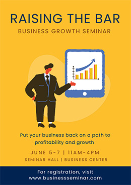 business-poster-template