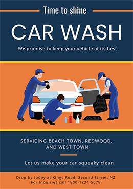 car-wash-flyer-template