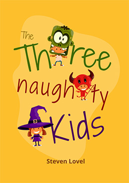children-book-cover-template