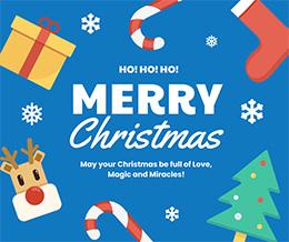 christmas-facebook-post-template