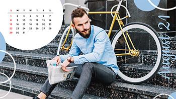 fashion-calendar-template