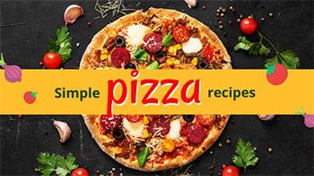 food-blog-banner-template