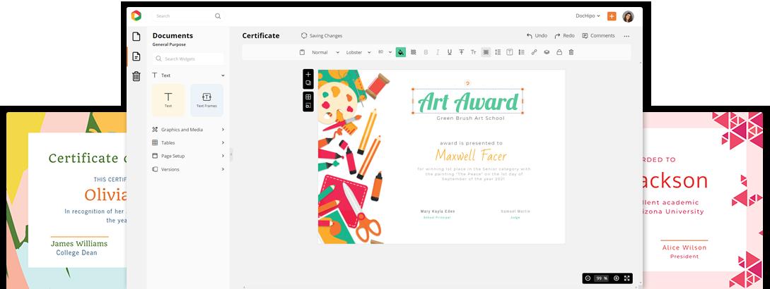 free-online-certificate-maker
