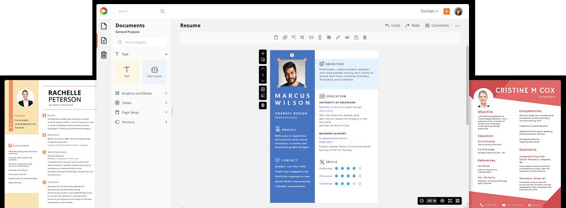 free-online-resume-maker