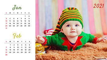 kids-calendar-template