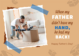 fathers-day-card-template