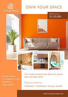 real-estate-flyer-template