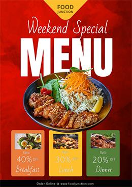restaurant-flyer-template