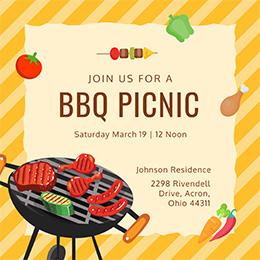 picnic-invitation-template